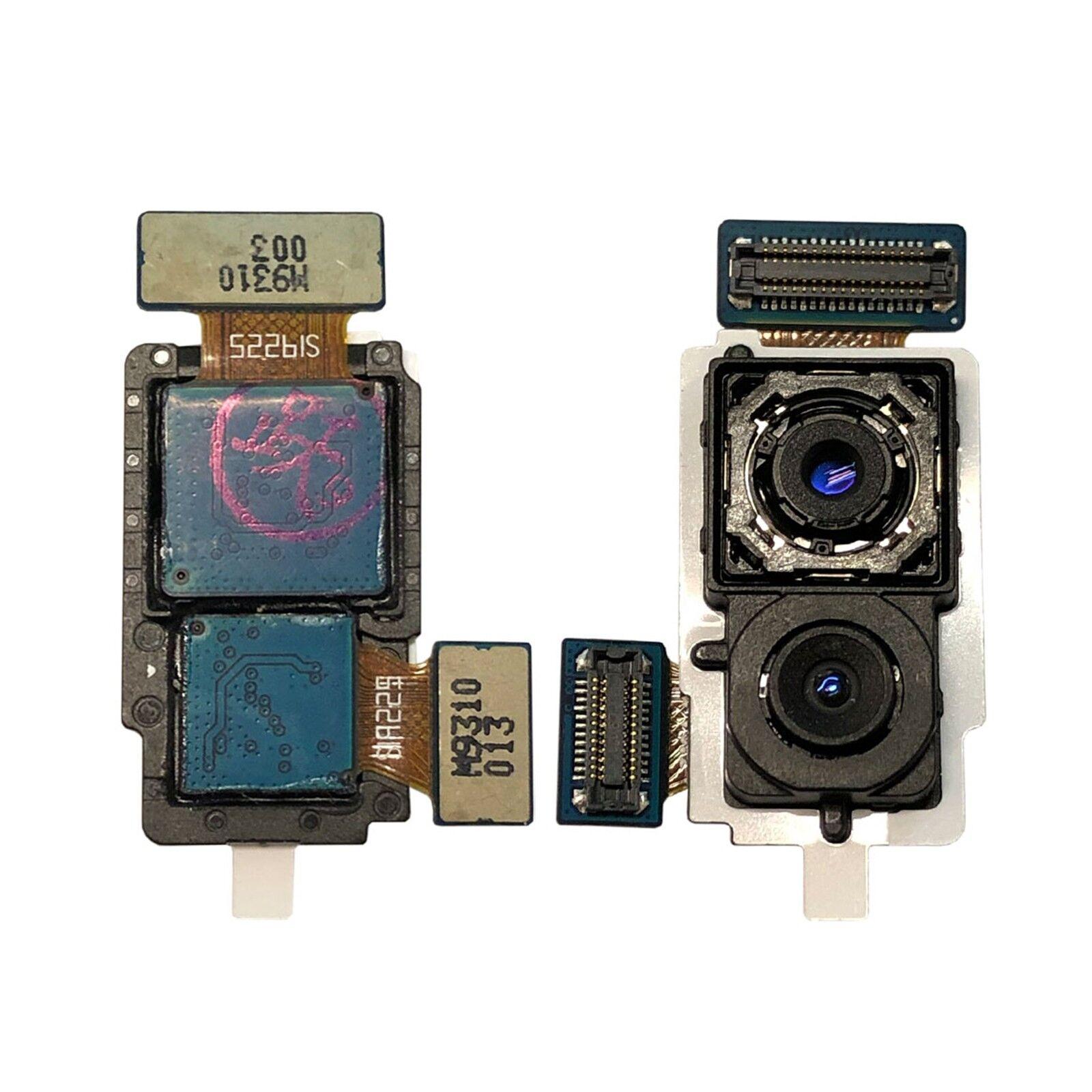 DIGITAL BAY Ricambio Connettore Fotocamera Posteriore Back Camera Samsung Galaxy A20E A202