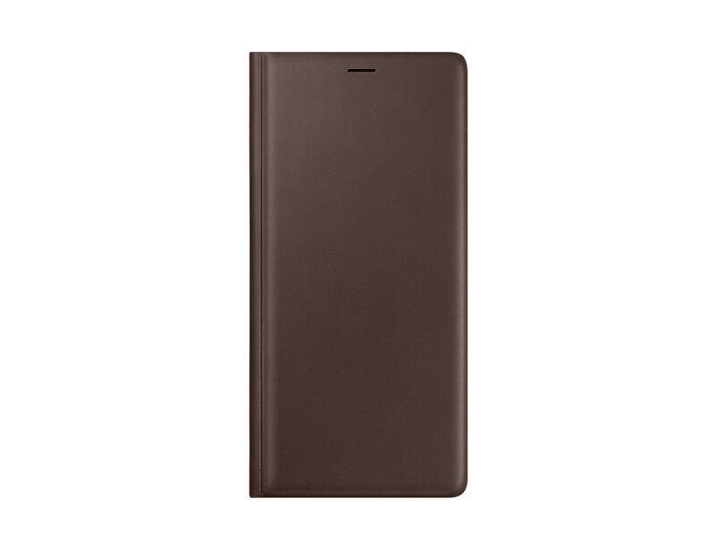 """Samsung EF-WN960 custodia per cellulare 16,3 cm (6.4"""") Custodia a borsellino Marrone"""