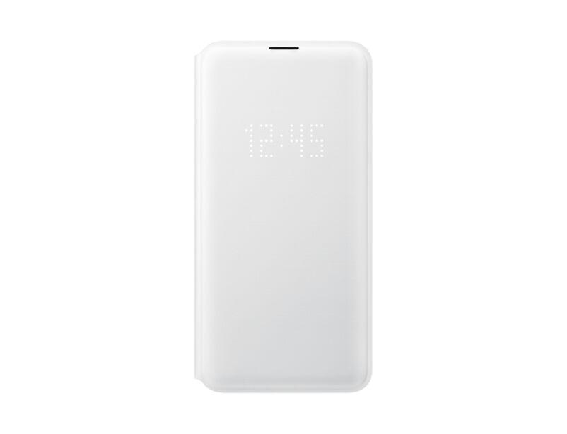 "Samsung EF-NG970 custodia per cellulare 14,7 cm (5.8"") Custodia a libro Bianco"