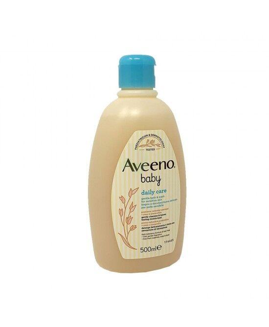 Johnson & Johnson Aveeno Baby Fluid 500ml