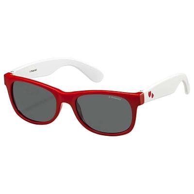 Safilo Spa Kid3 Pld 8004/s T4l Rosso/bianco