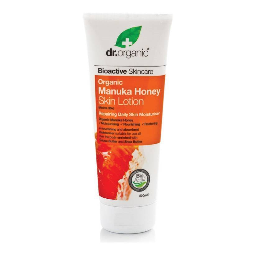 Optima Naturals Srl Dr Organic Manuka Skin Lotion