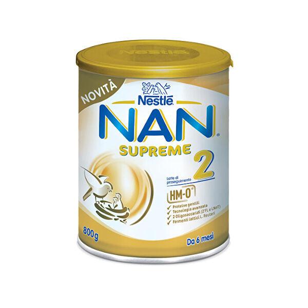 Nestle Infant Nan Supreme 2 800g