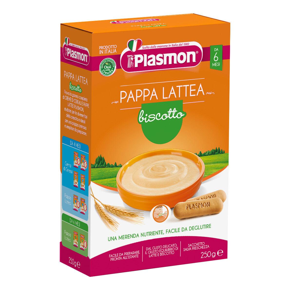 Plasmon Pappa Bisc.250g