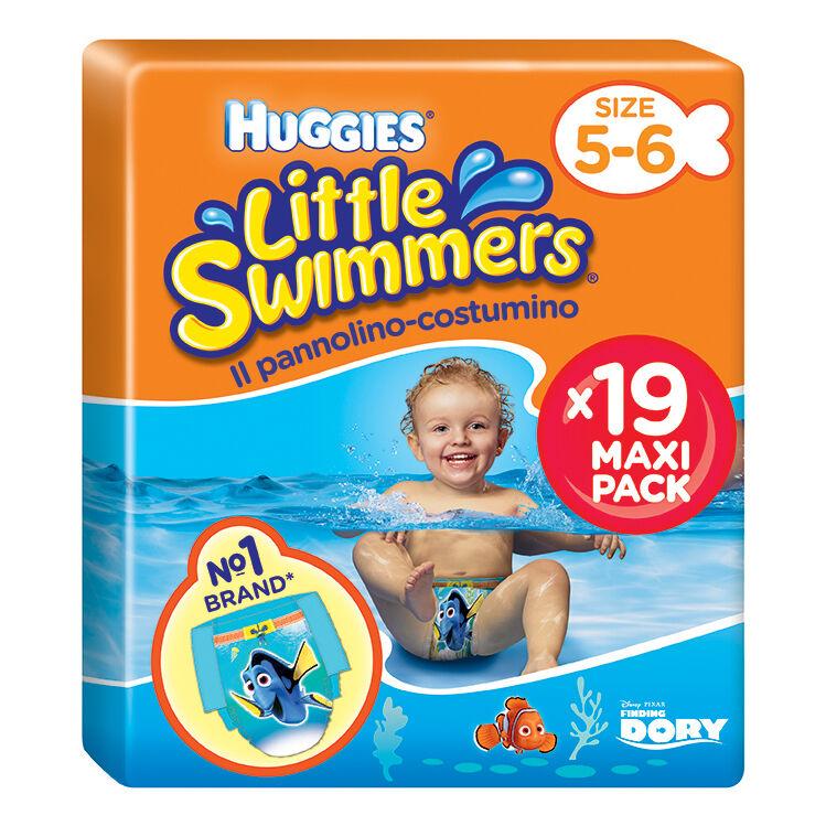 Kimberly Clark Huggies Little Swimm Pack La Dp