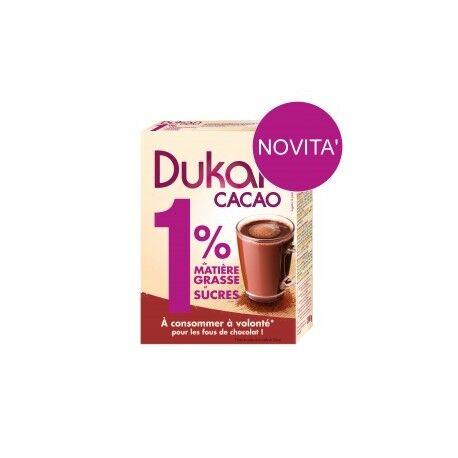 Regime Coaching Dukan Cacao 1% Grassa 200g
