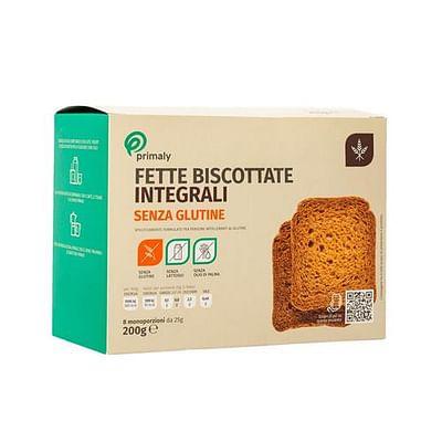 Difass International Spa Fette Biscottate Senza Glutine 200 G