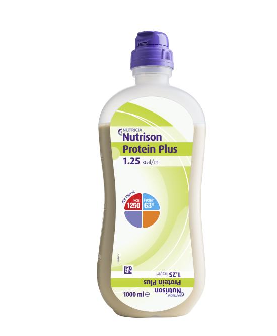 Danone Nutricia Spa Soc.Ben. Nutrison Protein Plus 1 Litro Cb