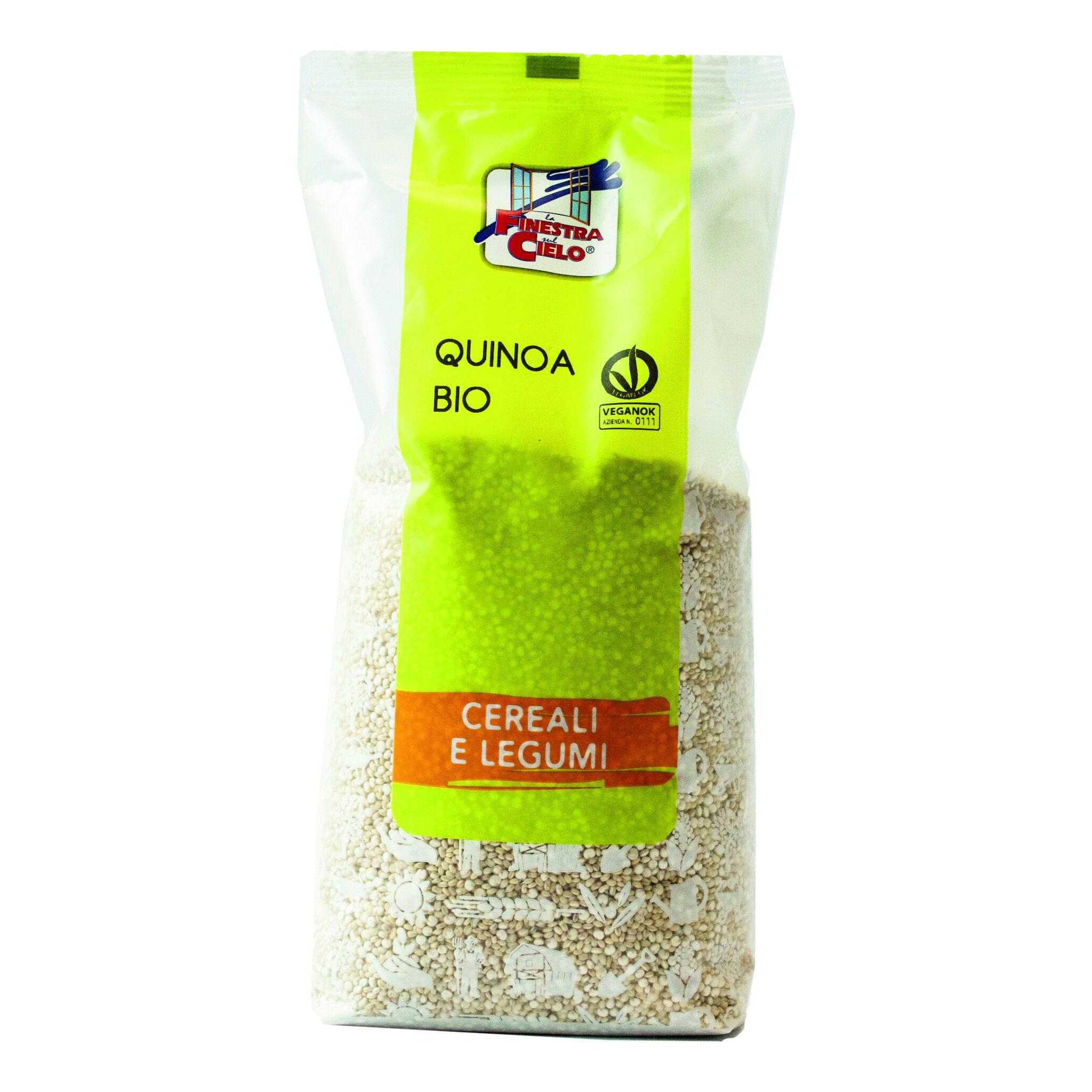 Il Fior Di Loto Fsc Quinoa Bio 500g