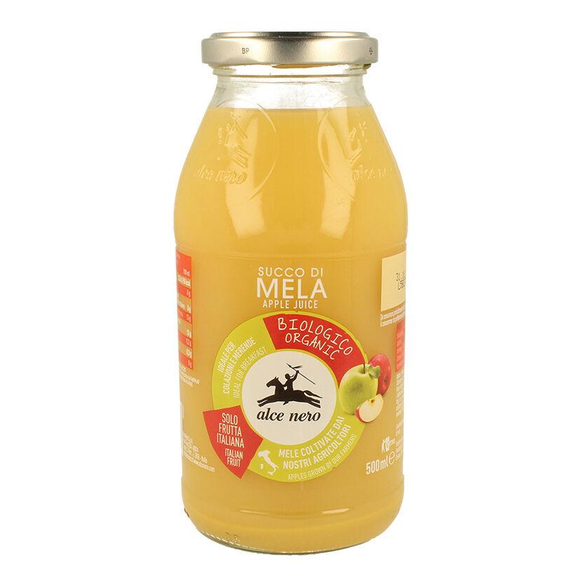 Alce Nero Alce Succo 100% Mela Bio 500ml