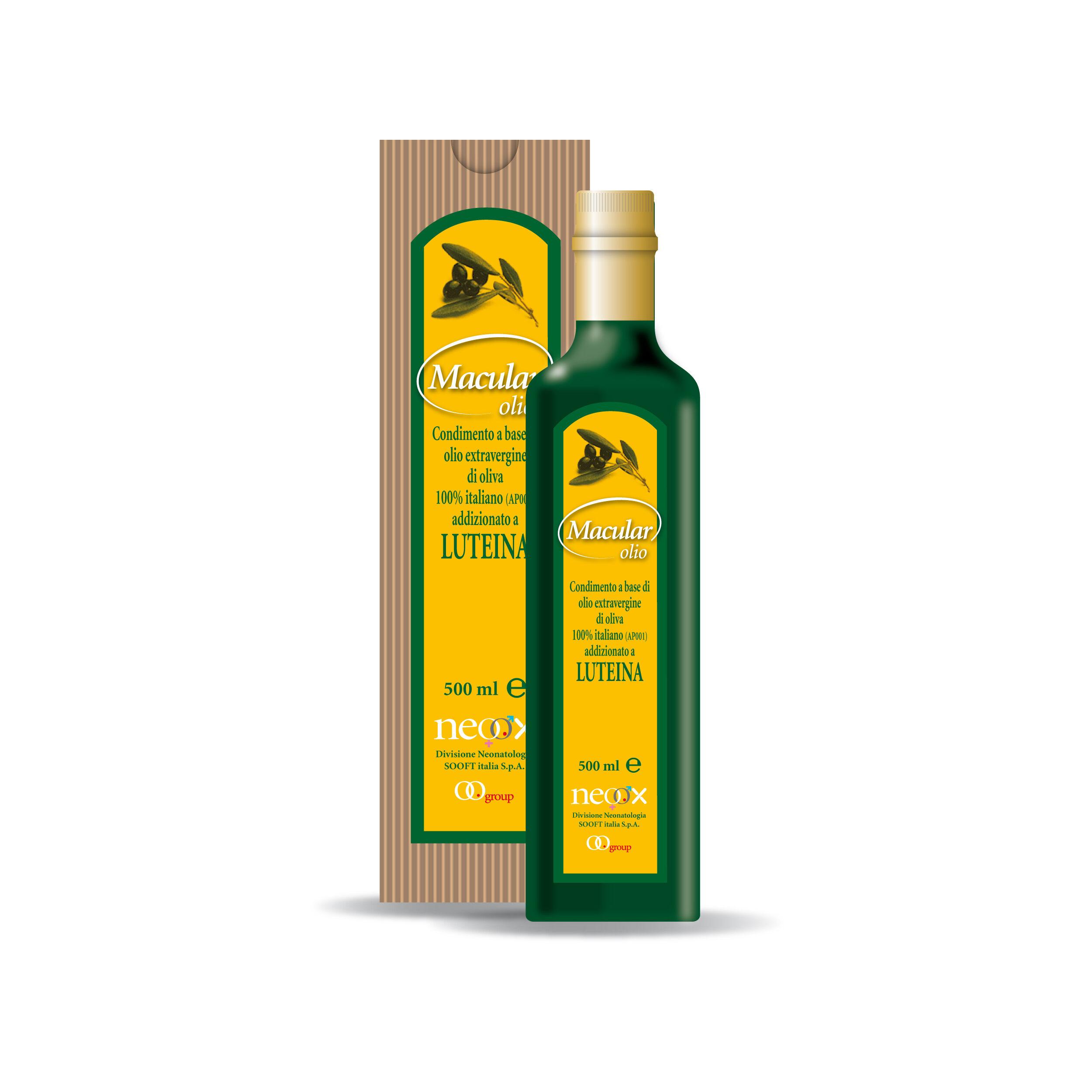 Sooft Italia Macular Olio Condimento 500ml