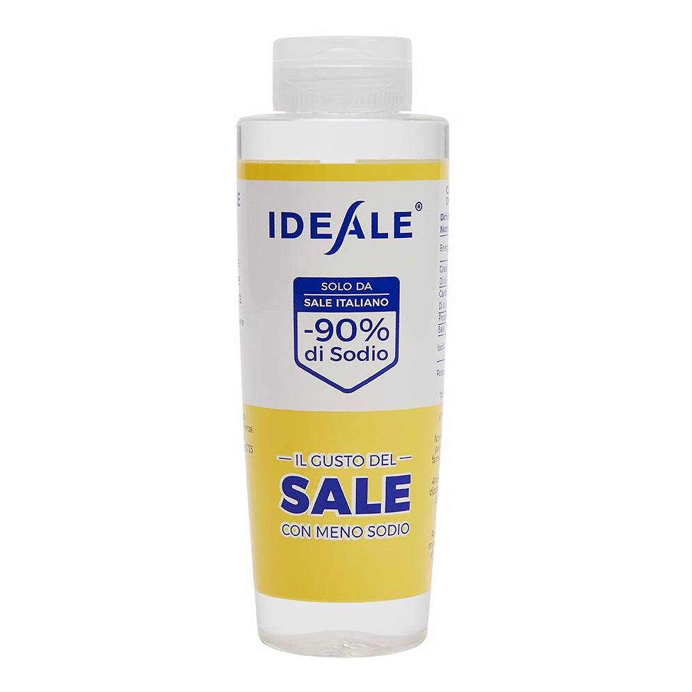 Sale Ideale Srl A Socio Unico Ideale Condimento Sale 150ml