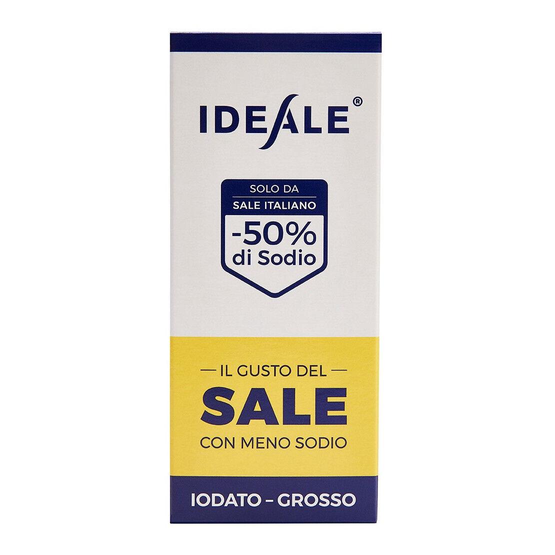 Sale Ideale Srl A Socio Unico Ideale Condimento Sale Gr300g
