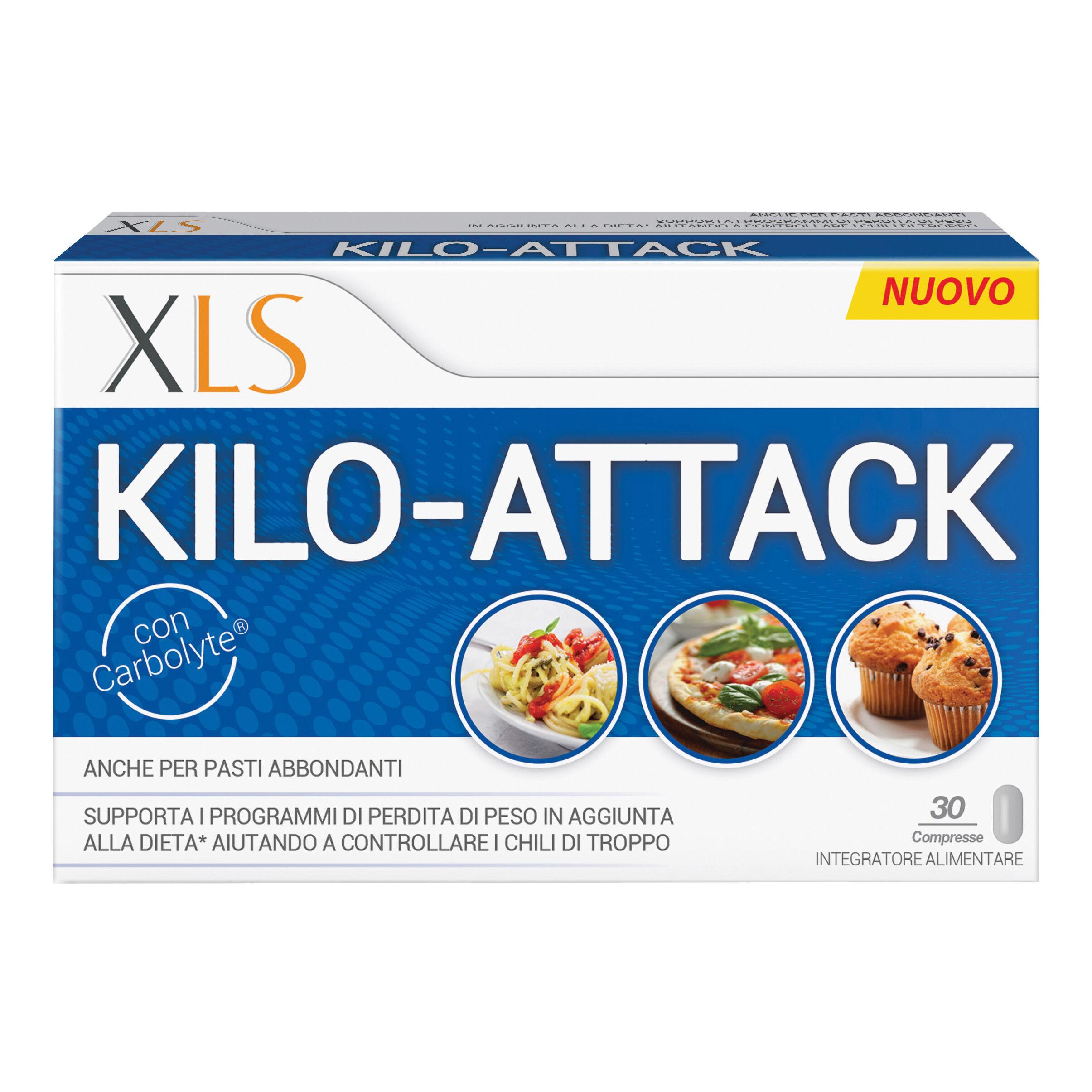Perrigo Xls Kilo Attack 30cpr