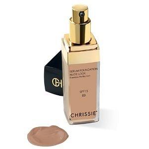 vivipharma s.a. chrissie 03 serum fondotinta nude look golden sand 30 ml