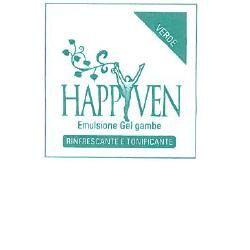 gloria med spa happyven verde gel gambe 150ml