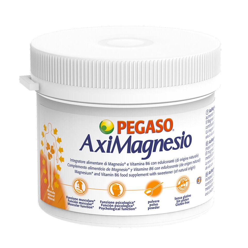 schwabe pharma italia srl aximagnesio polvere 280g