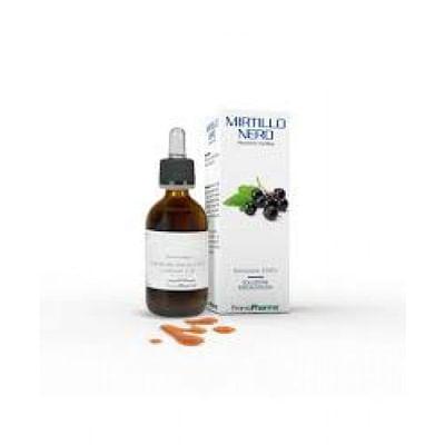 promopharma spa mirtillo nero soluzione idroalcolica 50 ml