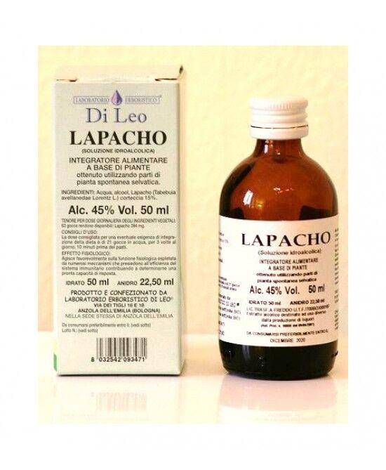 laboratorio erboristico di leo lapacho 50ml tm sp di leo