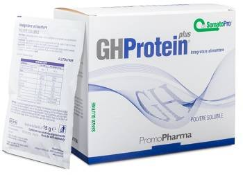 promopharma spa gh protein plus neutro 20bust.
