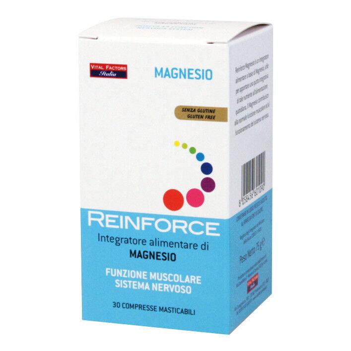 vital factors italia srl reinforce mg 30 cpr mast.