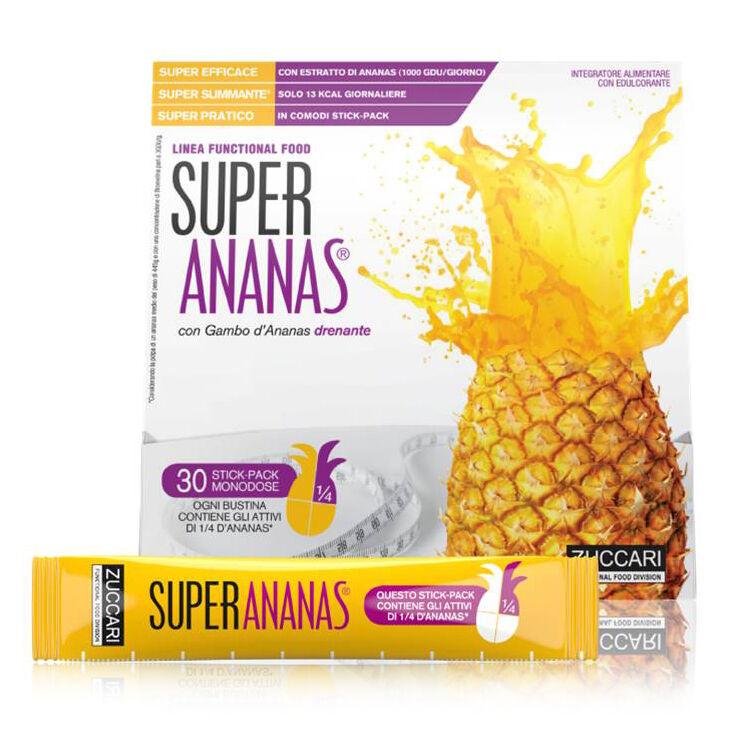 zuccari srl super ananas 30 stick 10ml