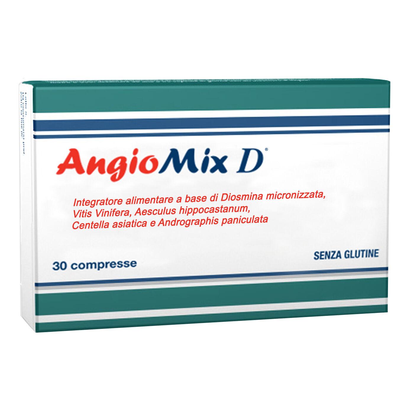 piam farmaceutici spa angiomix d 30 compresse