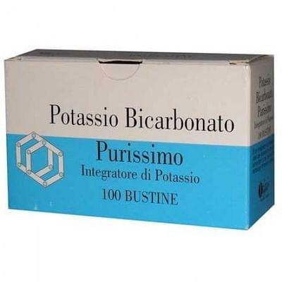 Sella Potassio Bicarbonato Polvere 100 Bustine