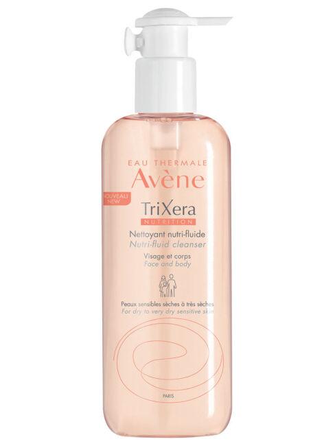 Avene Trixera Nutrition Detergente Nutri-Fluido 400ml Avène