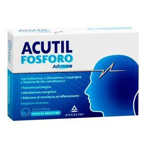 Angelini Spa Acutil Fosforo Advance 50cpr
