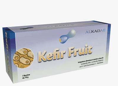 Alkadae Sas Di Rebecchini L. Kefir Fruit 7 Bustine