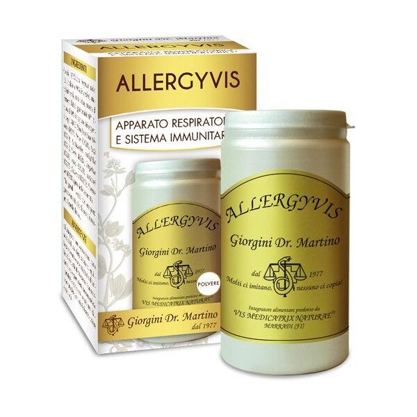 dr.giorgini ser-vis srl allergyvis polvere 100g