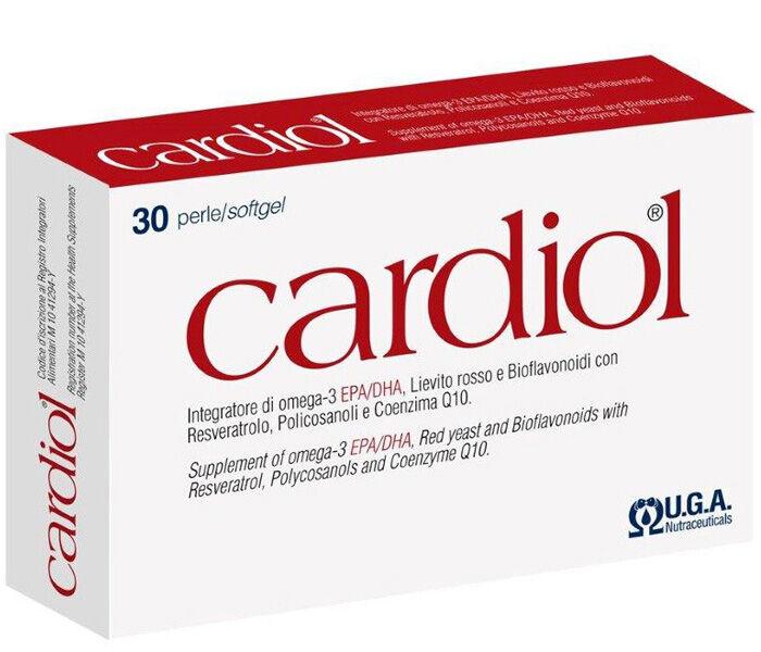 uga cardiol 30 perle