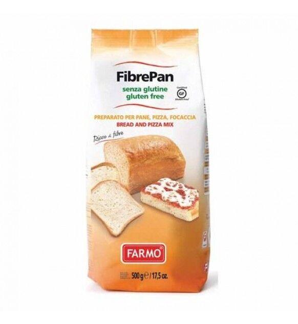 Farmo Spa Fibrepan Farina Senza Glutine 500 G