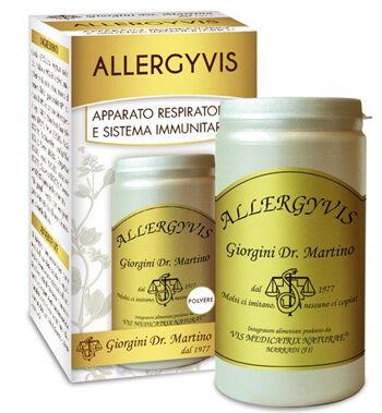 dr.giorgini ser-vis srl allergyvis polvere 100g giorgini