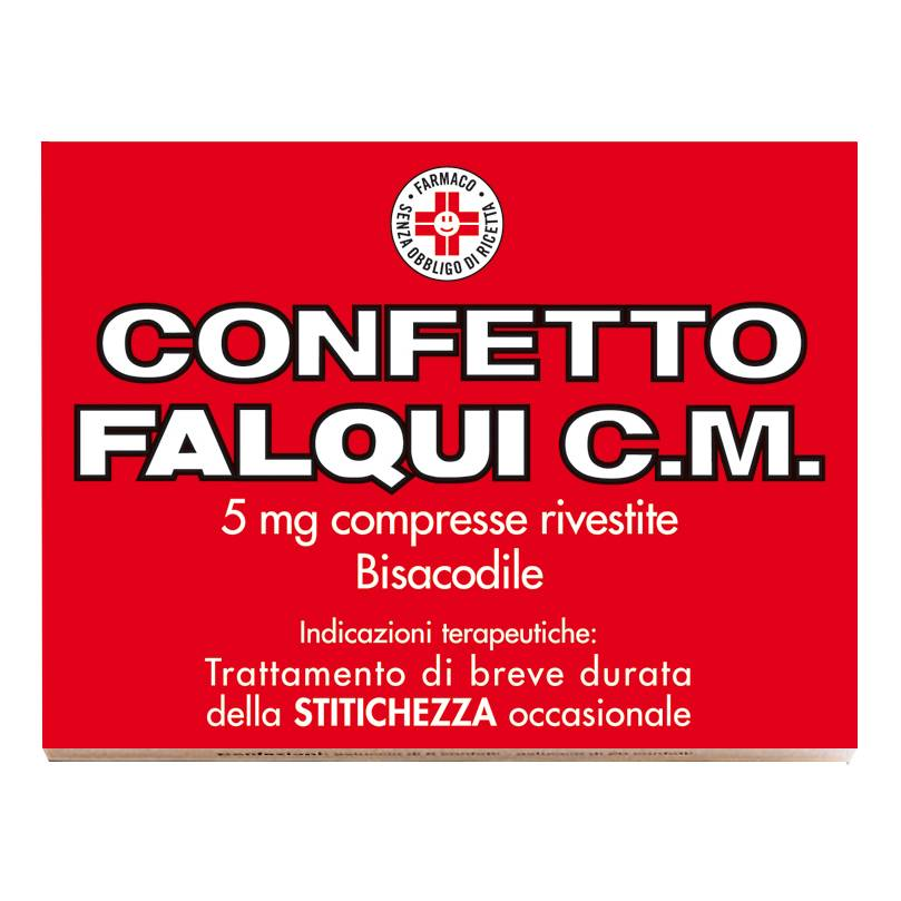Falqui Confetto Falqui Cm 20 Capsule 5mg