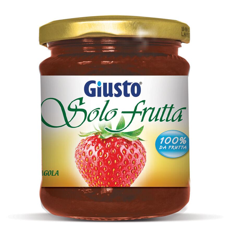 Giuliani Spa Giusto Solo Frutta Marmellata Fragola