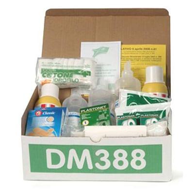 farmacare srl pacco base di reintegro senza sfigmo all.1 dm388
