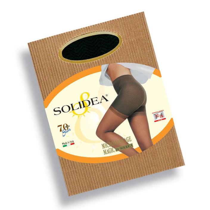 solidea by calzificio pinelli magic 70 collant anti cellulite glacè 3 - ml