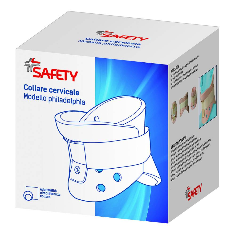 Safety Spa Philadelphia Collare Cerv Pic
