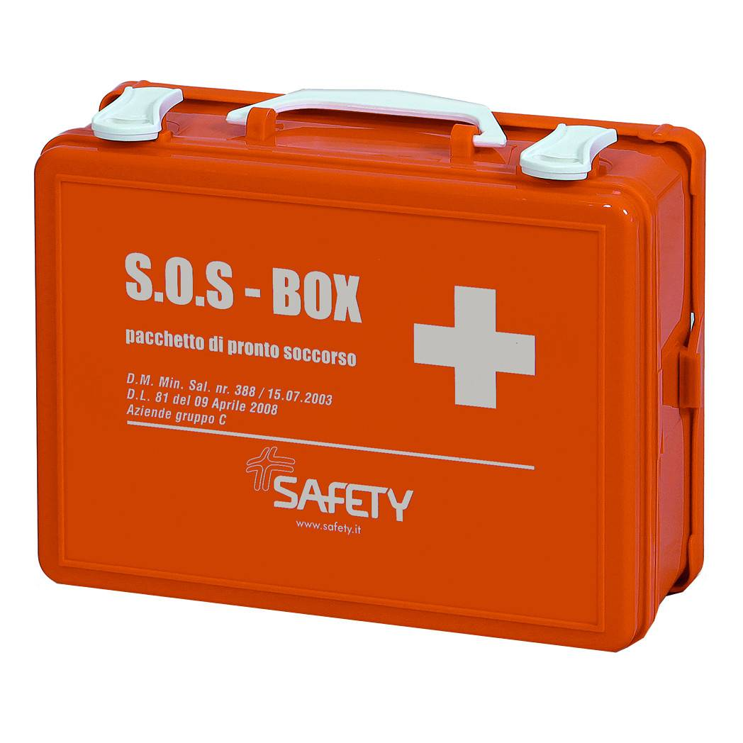 Safety Cassetta Ps Gruppo C -3 Safe