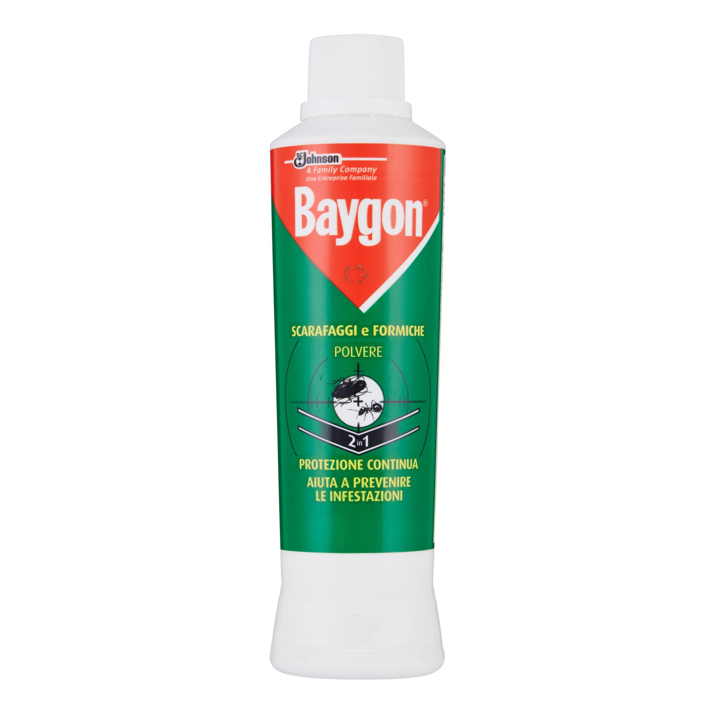 Sc Johnson Italy Srl Baygon S&f Polv.250g