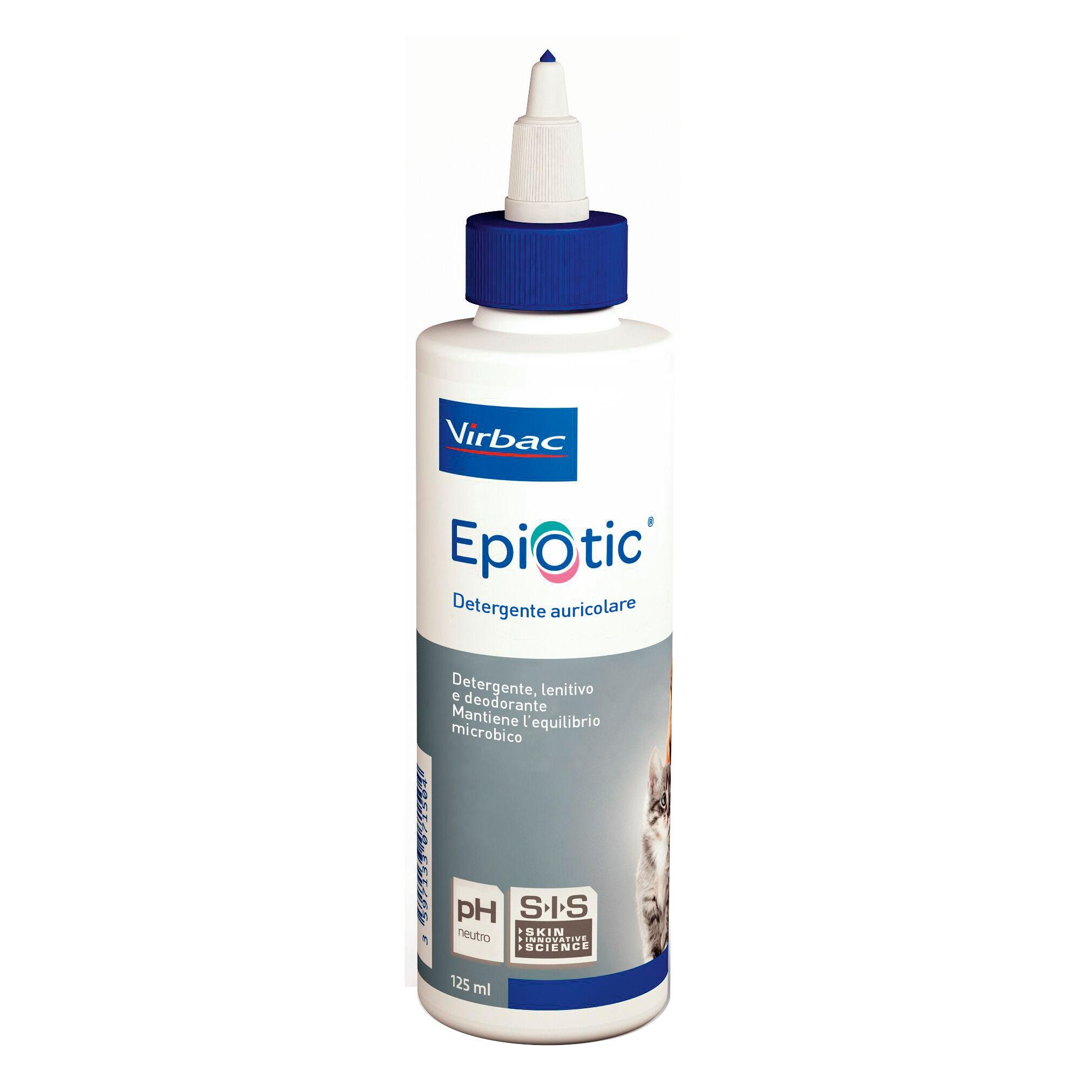 virbac epiotic deterg.auric.125ml