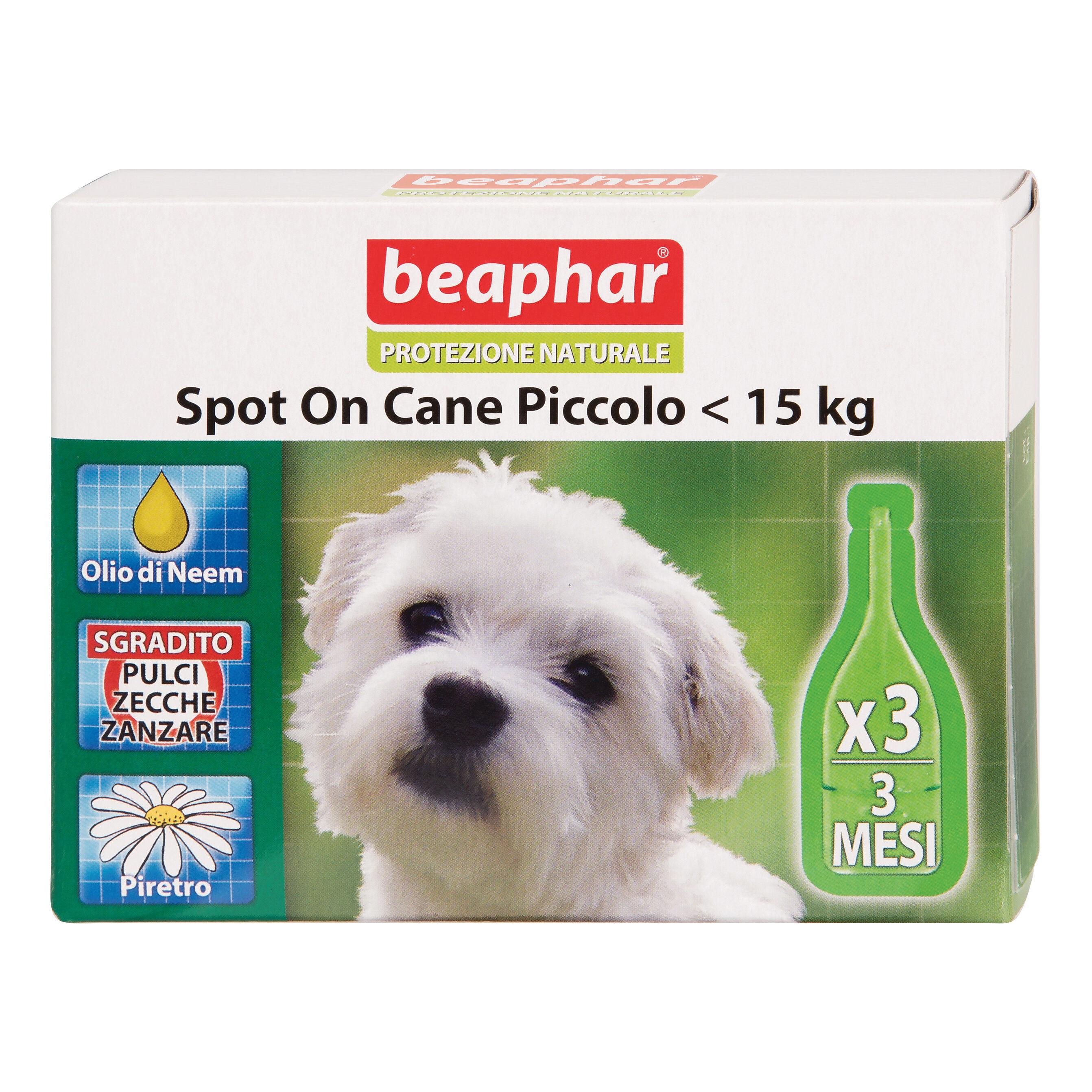 beaphar b.v. protezione nat spot on cane tp