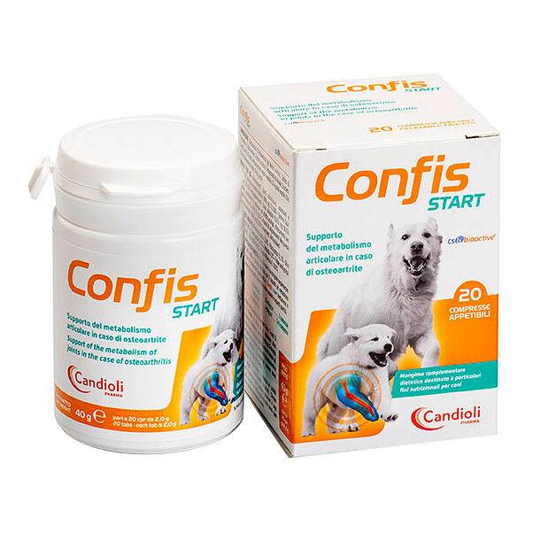 Candioli Veterinari Confis Start 20 Compresse