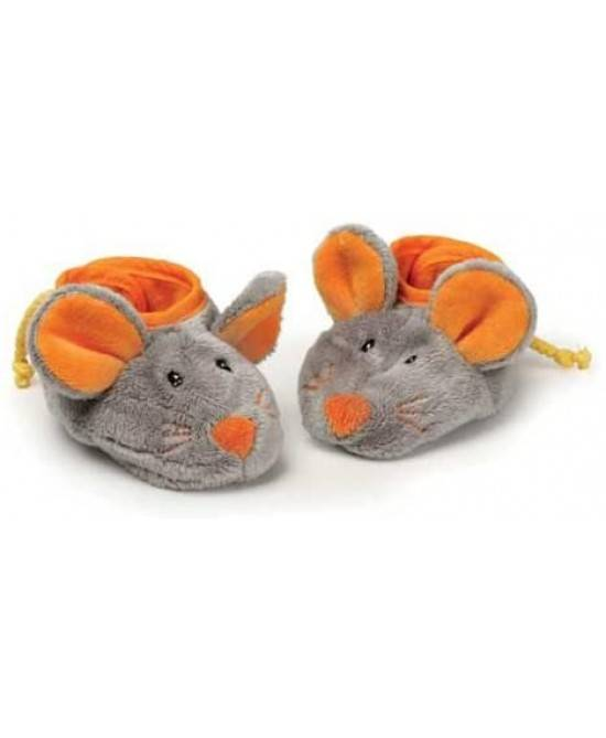 Due Selva Sas Slippers Valentine Mouse