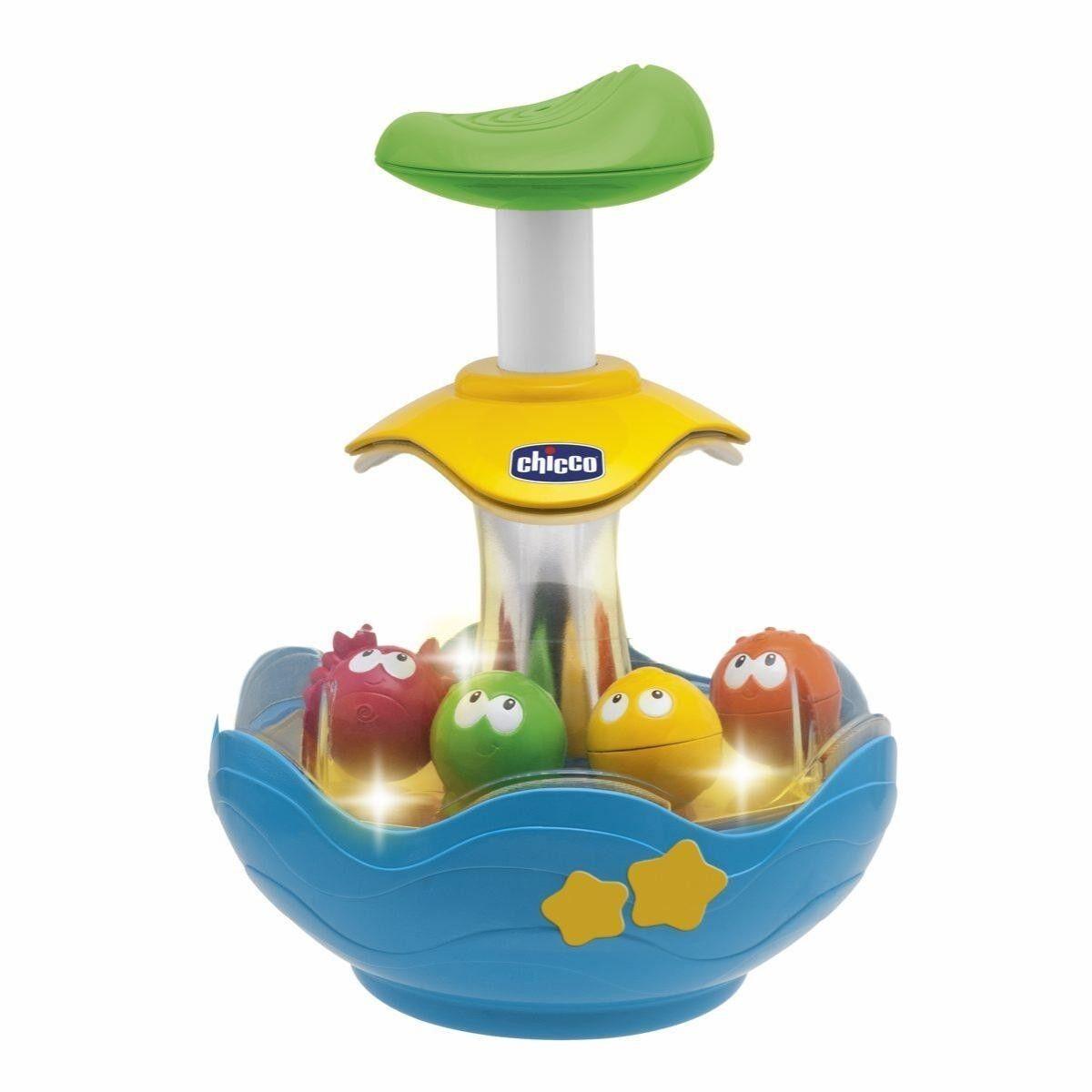 chicco gioco trottola acquario