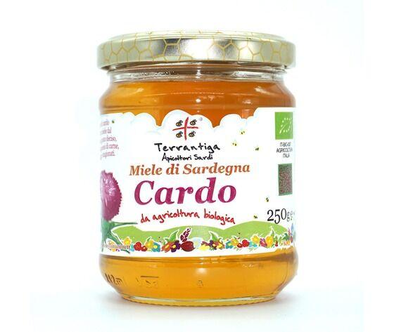 miele biologico di cardo