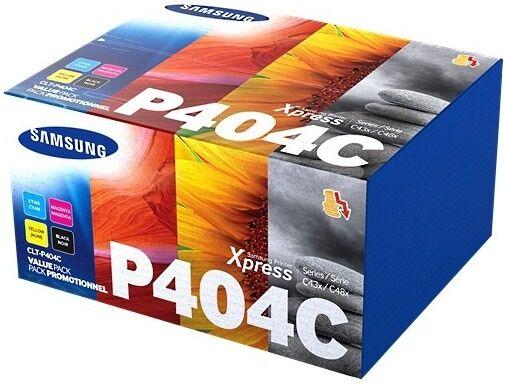 Samsung CLT-P404C MULTIPACK TONER stampanti SAMSUNG Xpress SL C430 C430W C480 C480W C480FN C480FW
