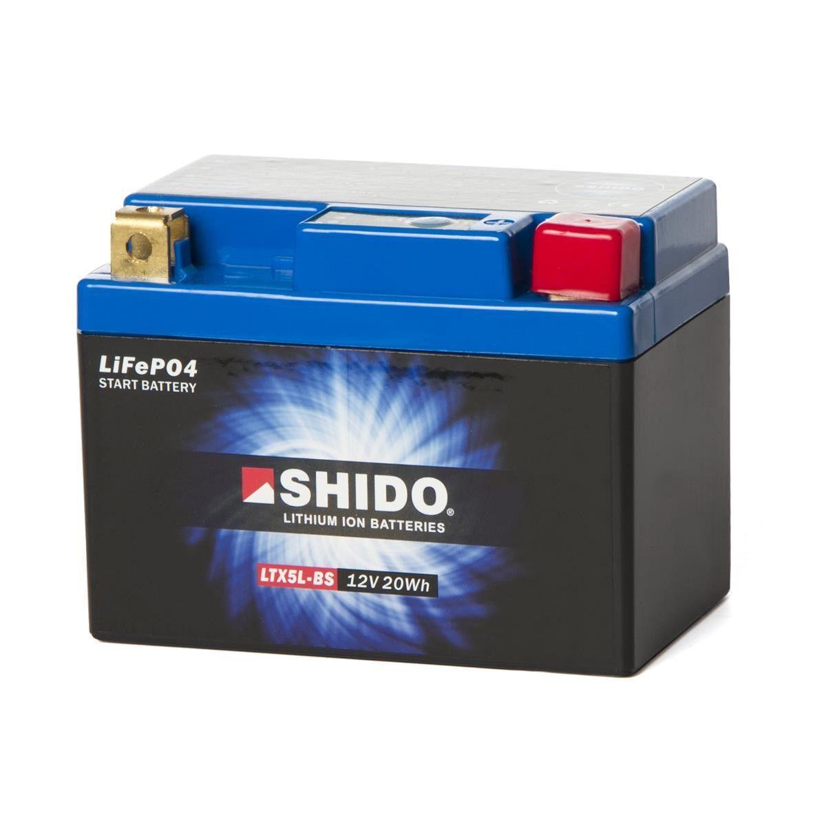 shido batteria